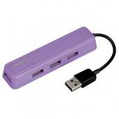 Hub USB 2.0 1:4 violet HAMA