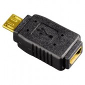 Adaptor micro USB - mini USB HAMA