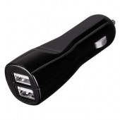 Incarcator auto 2 x USB HAMA Auto-Detect