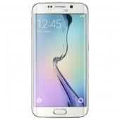 "SAMSUNG Galaxy S6 Edge 5.1"""" 16MP 3GB RAM 4G Octa-Core 64GB White"