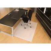 Protectie podea pentru suprafete dure forma O 200 x 120cm RS OFFICE BSM