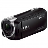 Camera video Full HD 30x 2.7 inch negru SONY HDR-CX405B
