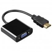 Adaptor HDMI - VGA + audio HAMA