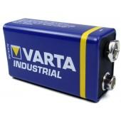 Baterie 9V alcalina VARTA Industrial