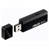 Adaptor USB Wireless 300Mbps negru ASUS USB-N13