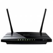 Router wireless TP-LINK Archer C7 Dual-Band 450 + 1300Mbps WAN LAN USB 2.0 negru
