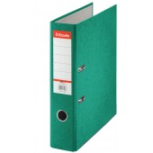 Biblioraft 7.5 cm verde ESSELTE Rainbow