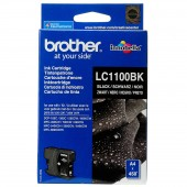 Cartus black BROTHER LC1100BK