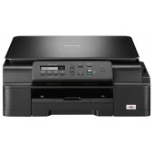 Multifunctional inkjet color BROTHER DCP-J100 A4 USB