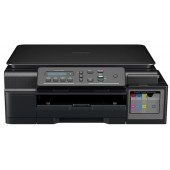 Multifunctional inkjet color BROTHER DCPT300YJ1 CISS A4 USB