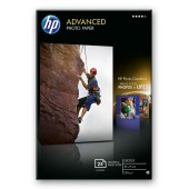 Hartie foto 10 x 15cm 250 g/mp 25 coli/top lucios HP Advanced Inkjet