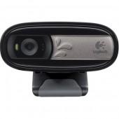 Camera web 1024 x 768 pixeli USB negru LOGITECH C170