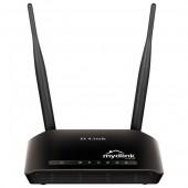 Router wireless D-LINK Cloud N300 (DIR-605L) 300Mbps WAN LAN negru