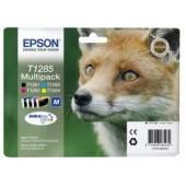 Cartus 4 culori/set EPSON C13T12854010