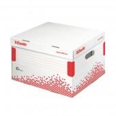 Container pentru arhivare cu capac 364 x 263 x 433mm ESSELTE Speedbox