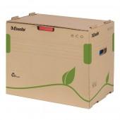 Container pentru arhivare bibliorafturi 305 x 343 x 427mm ESSELTE Eco
