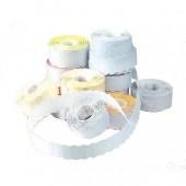 Etichete autoadezive pt. marcatoare 26 x 12mm 1500 etichete/rola portocaliu fluorescent PRIX