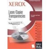 Film pt. retroproiector A4 alb-negru 100 buc/top XEROX 3R98198