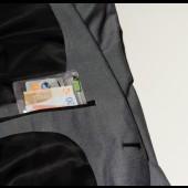 Buzunar cu fermoar XS 2 buc/set LEITZ Complete Traveller