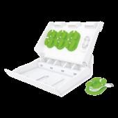 Incarcator multifunctional pentru echipamente mobile alb LEITZ Complete XL
