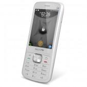 "Telefon mobil Dual Sim 2.8"""" 2MP Micro SD Bluetooth Alb ALLVIEW S5 Simply"