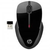 Mouse Wireless HP X3500 USB negru