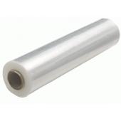 Folie stretch pentru uz manual 1.0kg 12 mic. transparent HIPAC K555 RIGID