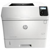 Imprimanta laser monocrom HP LaserJet Enterprise M605dn A4 USB Retea