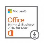 MICROSOFT OFFICE Home and Business 2016 for MAC licenta electornica - ESD All languages FPP