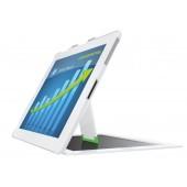 Carcasa cu filtru de confidentialitate landscape iPad gen. 3/4 iPad 2 alb LEITZ Complete Privacy
