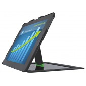 Carcasa cu filtru de confidentialitate landscape iPad gen. 3/4 iPad 2 negru LEITZ Complete Privacy