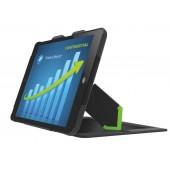 Carcasa cu filtru de confidentialitate landscape iPad mini cu retina display negru LEITZ Complete Privacy