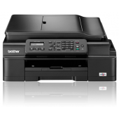 Multifunctional inkjet color BROTHER MFC-J200 Wi-Fi fax ADF