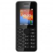 Telefon mobil Dual Sim Black NOKIA 108