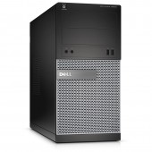 Desktop PC DELL OptiPlex 3020 MT Procesor Intel® Core™ i3-4160 3.6GHz Haswell 4GB DDR3 500GB HDD GMA HD 4400 Linux