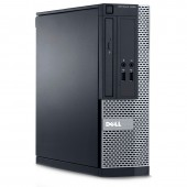 Desktop PC DELL OptiPlex 3020 SFF Procesor Intel® Core™ i5-4590 3.3GHz Haswell 4GB DDR3 500GB HDD GMA HD 4600 Linux