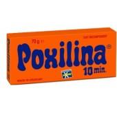 Adeziv instant 6 buc/ blister POXILINA