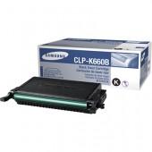 Toner black SAMSUNG CLP-K660B
