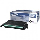 Toner black SAMSUNG CLP-K660A