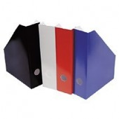 Suport vertical din carton diferite culori HERLITZ