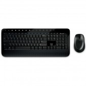 Kit tastatura si mouse fara fir USB negru MICROSOFT DESKTOP 2000 BLUETRACK