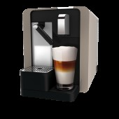 Aparat cafea Cremesso Swiss Caffe Latte Titan - Silver