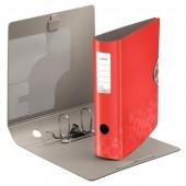 Biblioraft plastic 80mm, LEITZ 180 Active Bebop - rosu