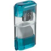 Ascutitoare metalica simpla cu container si radiera M+R