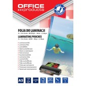 Folie pentru laminare, A5 100 microni 100buc/top Office Products