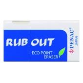 Radiera PENAC Rub Out M, 100% cauciuc, 45 x 24 x 13 mm